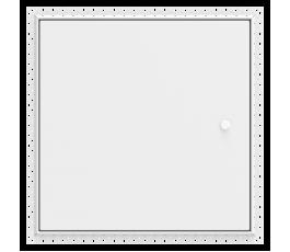 Non Fire Rated, Beaded Frame, Metal Door, & Budget Lock