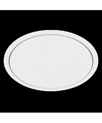 Circular Non Fire Rated, Picture Frame, Metal Door, & Twist Lock